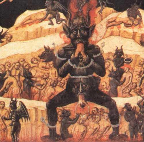 ekstra ark levende er satan